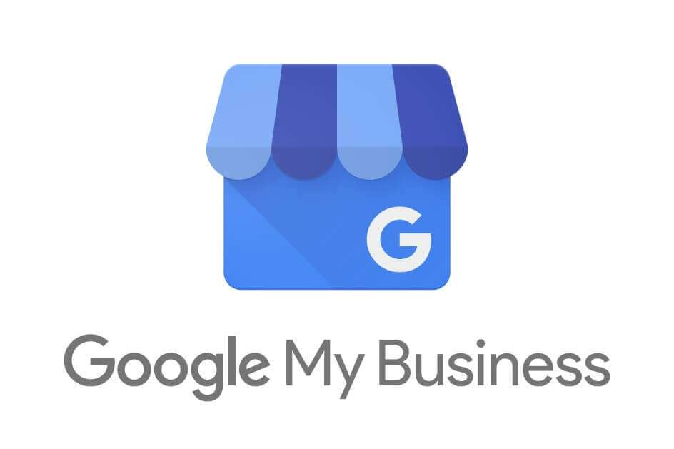 Google My Business logga